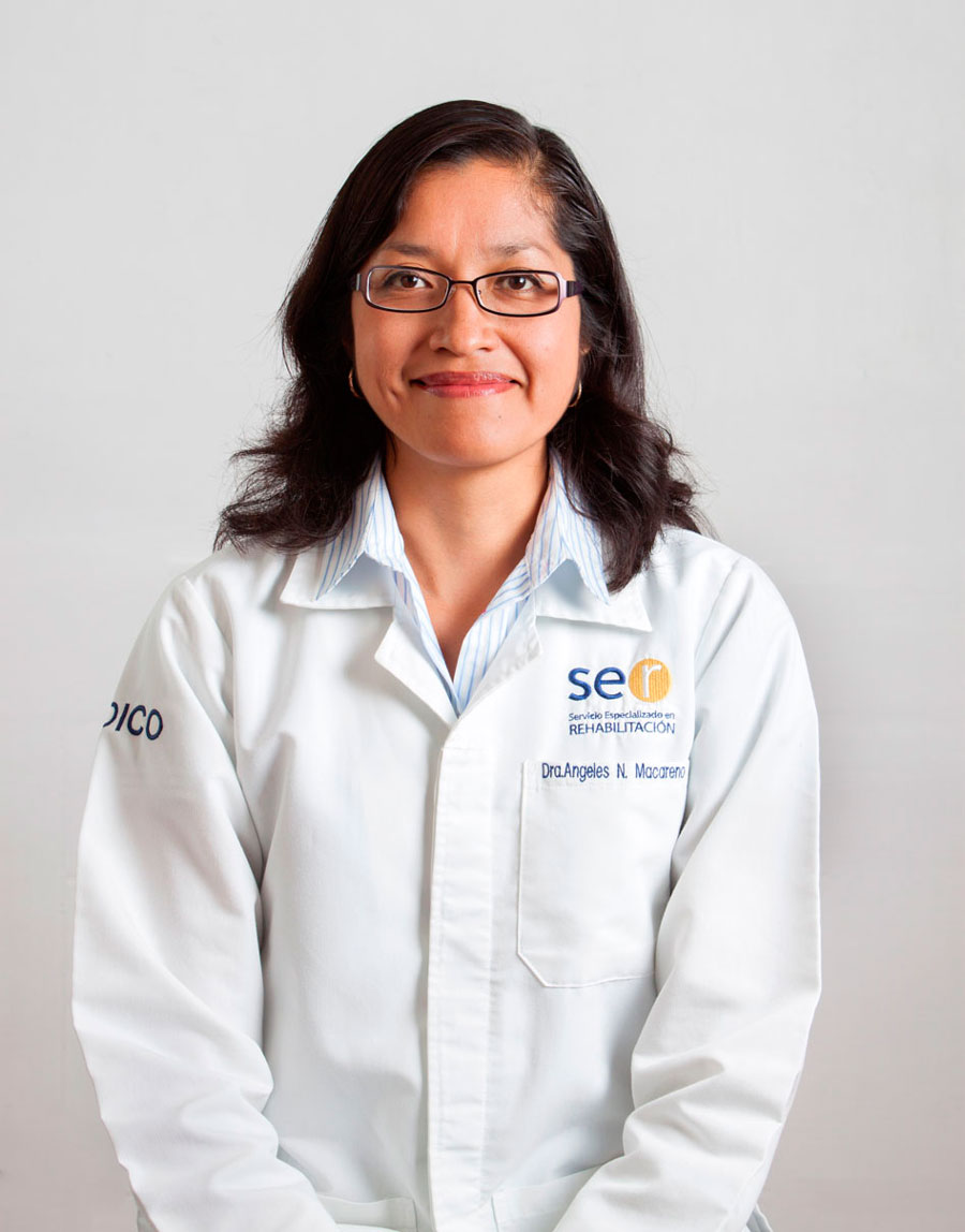 Doctora Angeles Noemi Macareno Flores