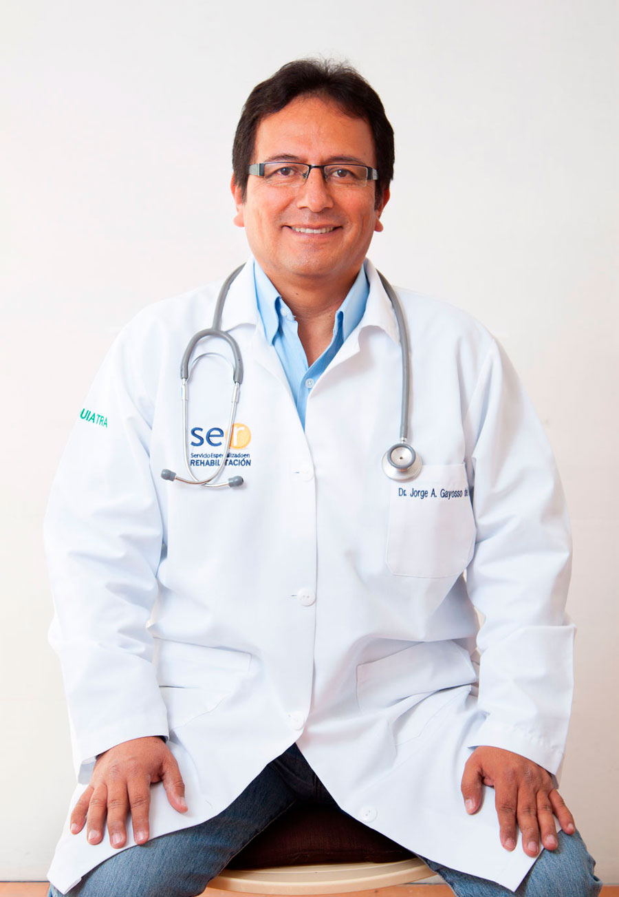 Doctor Jorge Alfredo Gayosso del Valle